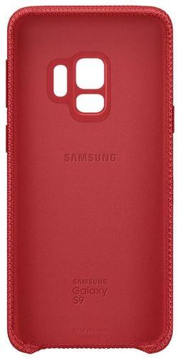 cumpără Husă telefon Samsung EF-GG960, Galaxy S9, Hyperknit, Red în Chișinău