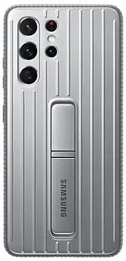 cumpără Husă pentru smartphone Samsung EF-RG998 Protective Standing Cover Light Gray în Chișinău