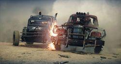 Видео игра Avalanche Studios Mad Max (PS4)