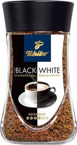 Tchibo Black & White, растворимый, 200 г
