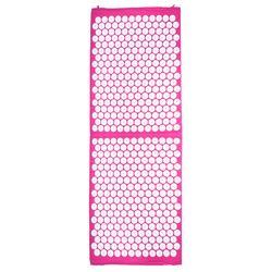 Акупунктурный мат 125x50 см  inSPORTline 11683 (3047) pink