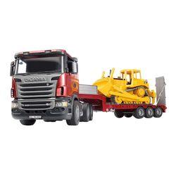 Cap tractor cu remorcă și buldozer Scania, cod 42296