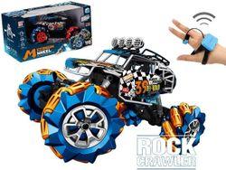 Джип Rock Crawler 1:12 Р/У с часами-контролером