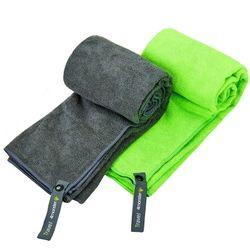Полотенце спортивное 60х120 см, микрофибра Travel Towel T-SQT (3840)