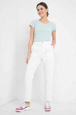 Pantaloni ORSAY Alb 312137 orsay