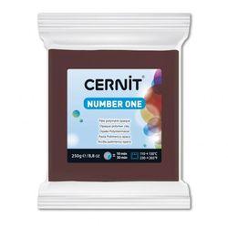 Lut polimeric CERNIT N1 250g, brown №800