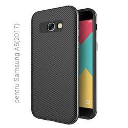 cumpără Husă pentru smartphone Screen Geeks Husa Slim Armor pt. Galaxy A520, gray în Chișinău