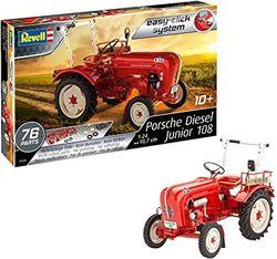 Сборная модель Трактор