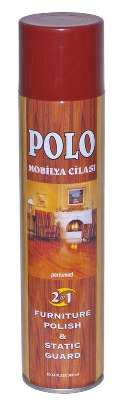Полироль для мебели Polo 300мл