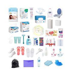 Набор в роддом Mamabox Comfort (36 компонентов)