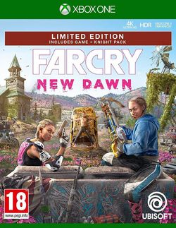 cumpără Game Xbox Far Cry New Dawn (Xbox One) în Chișinău