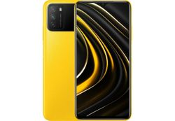 Xiaomi Poco M3 4GB / 64GB, Yellow