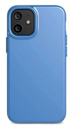 cumpără Husă pentru smartphone Helmet iPhone 12 Blue Liquid Silicone Case în Chișinău