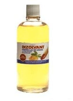 Dizolvant pentru lac de unghii (fară acetonă) cu ulei esențial de portocal
