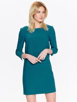 Платье TOP SECRET Бирюзовый ssu2061