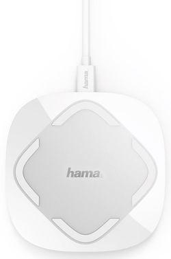 купить Зарядное устройство беспроводное Hama 178976 QI-UFC 10, White в Кишинёве