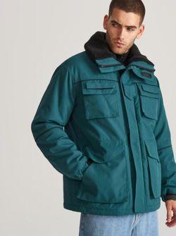 Куртка RESERVED Синий