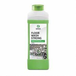 Solutie alcalin de curatat pardoseli 1l Floor wash strong