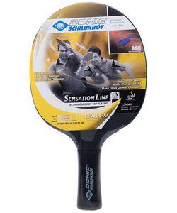 Ракетка для настольного тенниса Donic Sensation 500 / 714402, 1.5 мм (Anti Shock Grip) (3206)