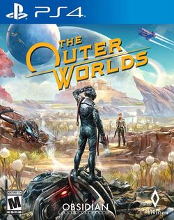 cumpără Game PlayStation The Outer Worlds (PS4 ) în Chișinău