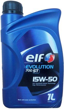 Моторное масло Elf Evolution 700 ST 15W-50 1L