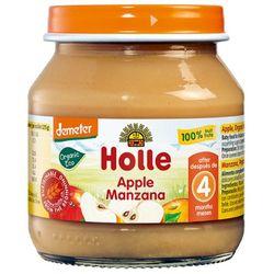 Piure de mere Holle (4 luni+), 125g