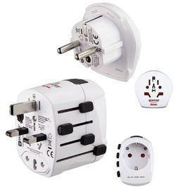 купить Адаптер электрический Hama 128200 World PRO Plus в Кишинёве