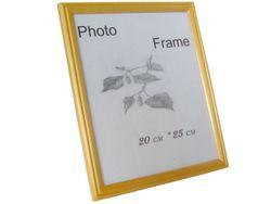 Rama foto din lemn 20X25cm, culoare naturala