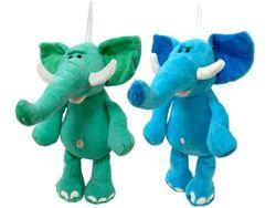 Игрушка мягкая Слон 24cm