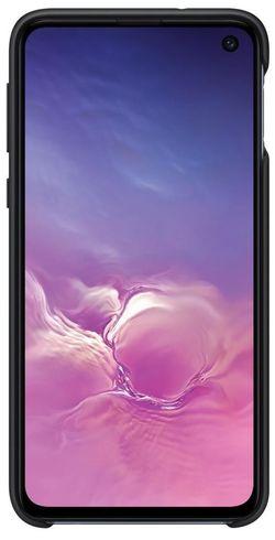 cumpără Husă pentru smartphone Samsung EF-PG970 Silicon Cover S10e Black în Chișinău