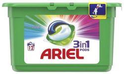 купить Порошок для стирки Ariel 4293/4010/4534 PODS COLOR GEL CAPS 12X27G в Кишинёве