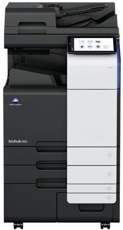 МФУ (A3, ч/б) Konica Minolta bizhub 360i