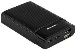 купить Аккумулятор внешний USB Pineng PN-986 Black, 10000 mAh в Кишинёве