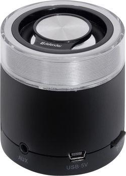 купить Колонка портативная Bluetooth Defender Atom Monodrive в Кишинёве