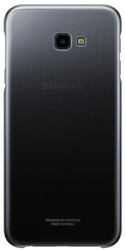 купить Чехол для смартфона Samsung EF-AJ415 Gradation Cover, Black в Кишинёве