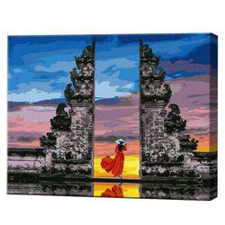 Porți către cer, 40х50 cm, pictură pe numere Articol: GX37987