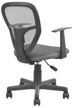 Офисное кресло Deco F-1064 Grey