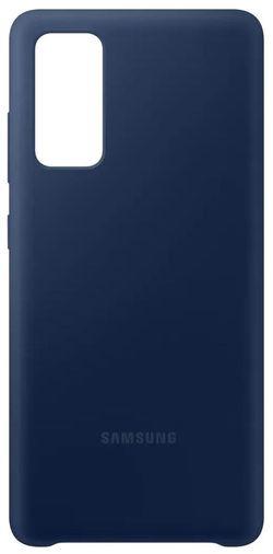 cumpără Husă pentru smartphone Samsung EF-PG780 Silicone Cover Navy în Chișinău