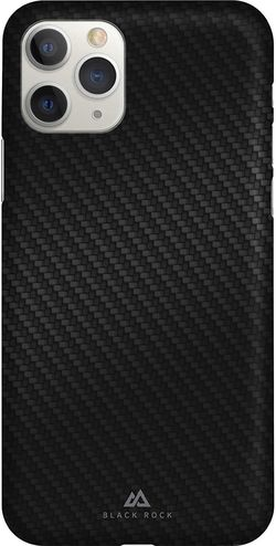 cumpără Husă pentru smartphone Hama iPhone 11 Pro Black Rock 186982 în Chișinău