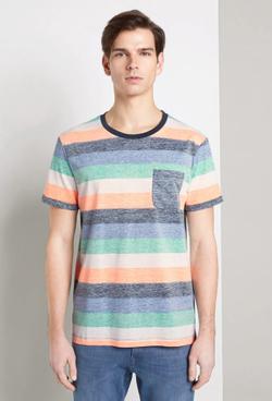 Майка TOM TAILOR Многоцветный 1017290 tom tailor