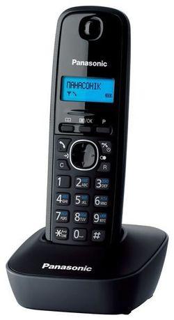 купить Телефон беспроводной Panasonic KX-TG1611UAH в Кишинёве