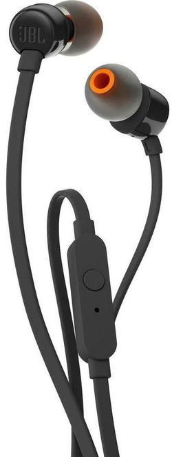 купить Наушники с микрофоном JBL T110 Black в Кишинёве