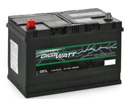 Baterie auto GigaWatt 91Ah (591 401 074)