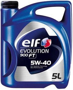 Моторное масло Elf Evolution 900 FT 5W-40 5L