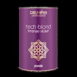 Пудра для обесцвечивания волос, ACME DeMira Tech Blond Intense Violet, 300 г.