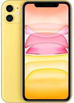 купить Смартфон Apple iPhone 11 64Gb Yellow MHDE3 в Кишинёве