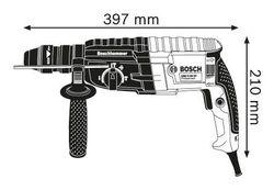 Ciocan rotopercutor Bosch GBH 2-24 DFR (0611273000)