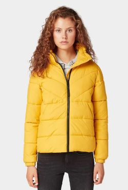 Куртка Tom Tailor Желтый tom tailor 1012199