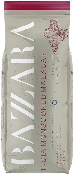 купить Кофе Bazzara 1115 India Monsonato Malabar -100% Arabica 1 kg. в Кишинёве