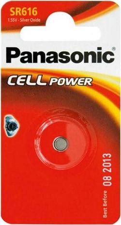 cumpără Baterie electrică Panasonic SR-616EL/1B în Chișinău